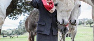 Teresa de Borbón y Borbón: «Mis yeguas me esperan para parir»